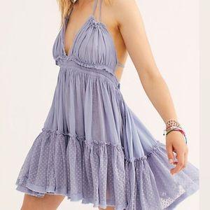 Free People 100 Degree Endless Summer Mini Dress